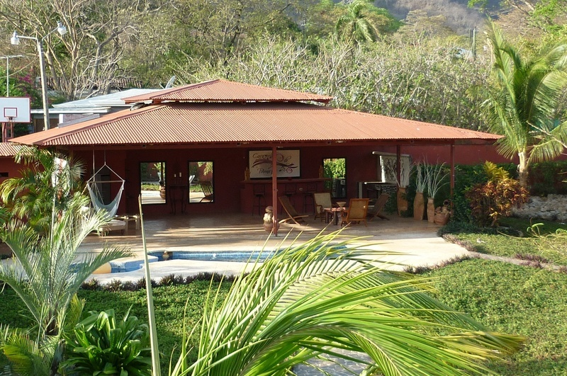 3 of 45: Large Rancho with view of pool