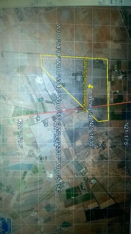 8 de 8: Localización del Rancho