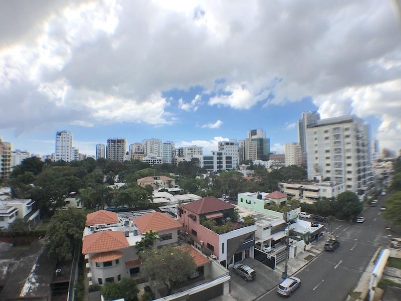 6 de 22: Vista desde el balcón