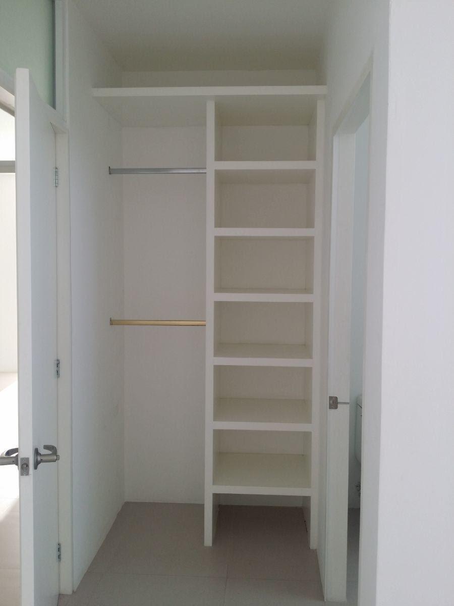 36 de 47: Closet recàmara secundaria