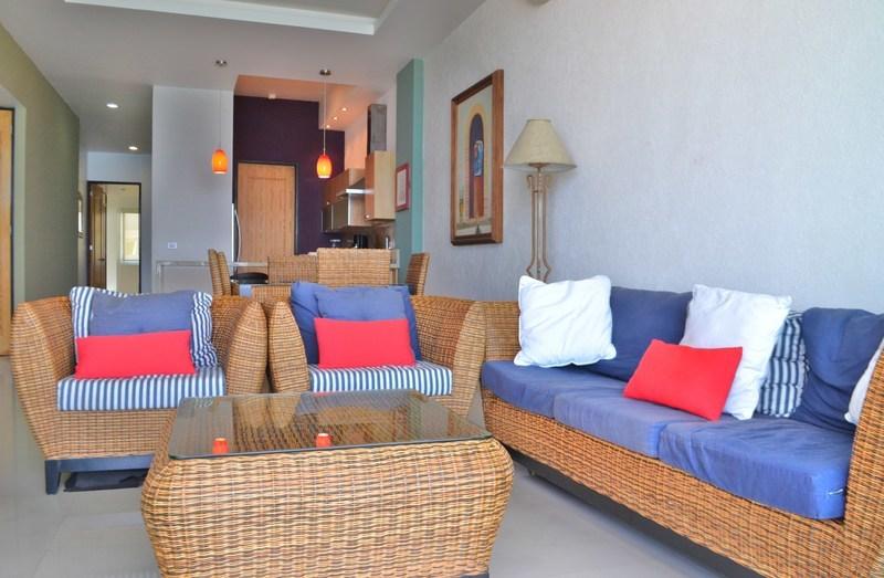 3 de 44: Sala-Living area
