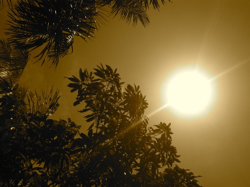 1 de 34: El sol y el cielo de San Cristobal