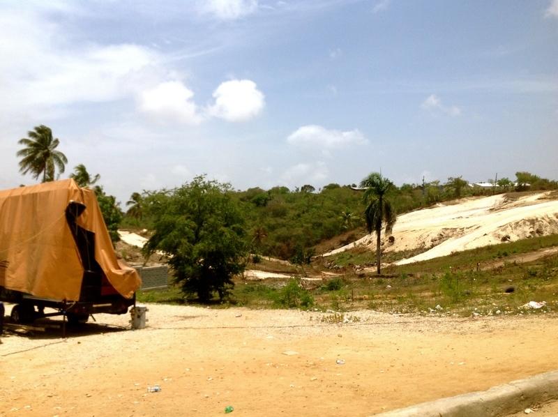7 de 34: Desarrollo Urbanístico del Sector / Camino a la propiedad