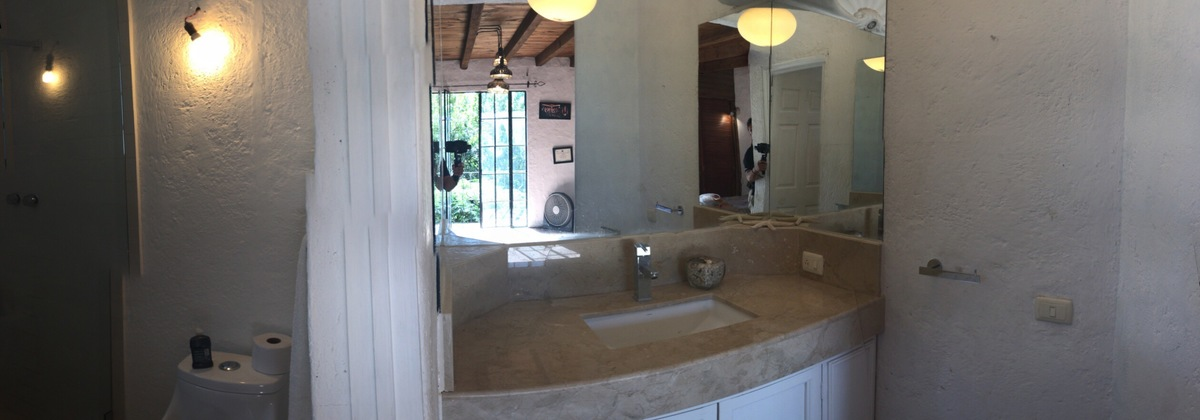 7 of 21: Botom Floor Bathroom