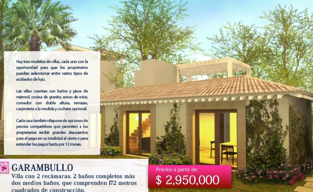 2 of 5: Descripción básica de Villa Garambullo - Otomi Residencial