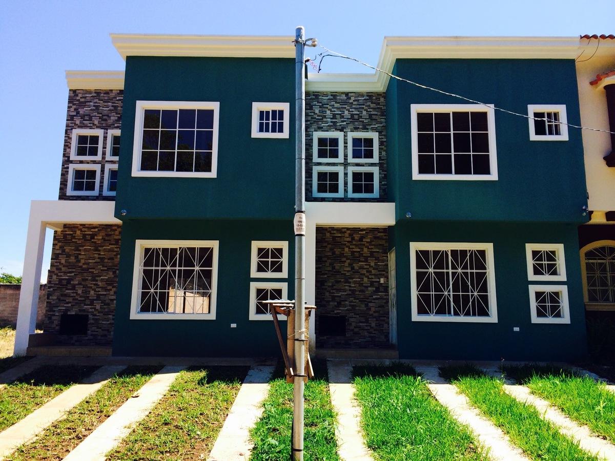 venta casas en santa ana residencial sol y luna kk cea v