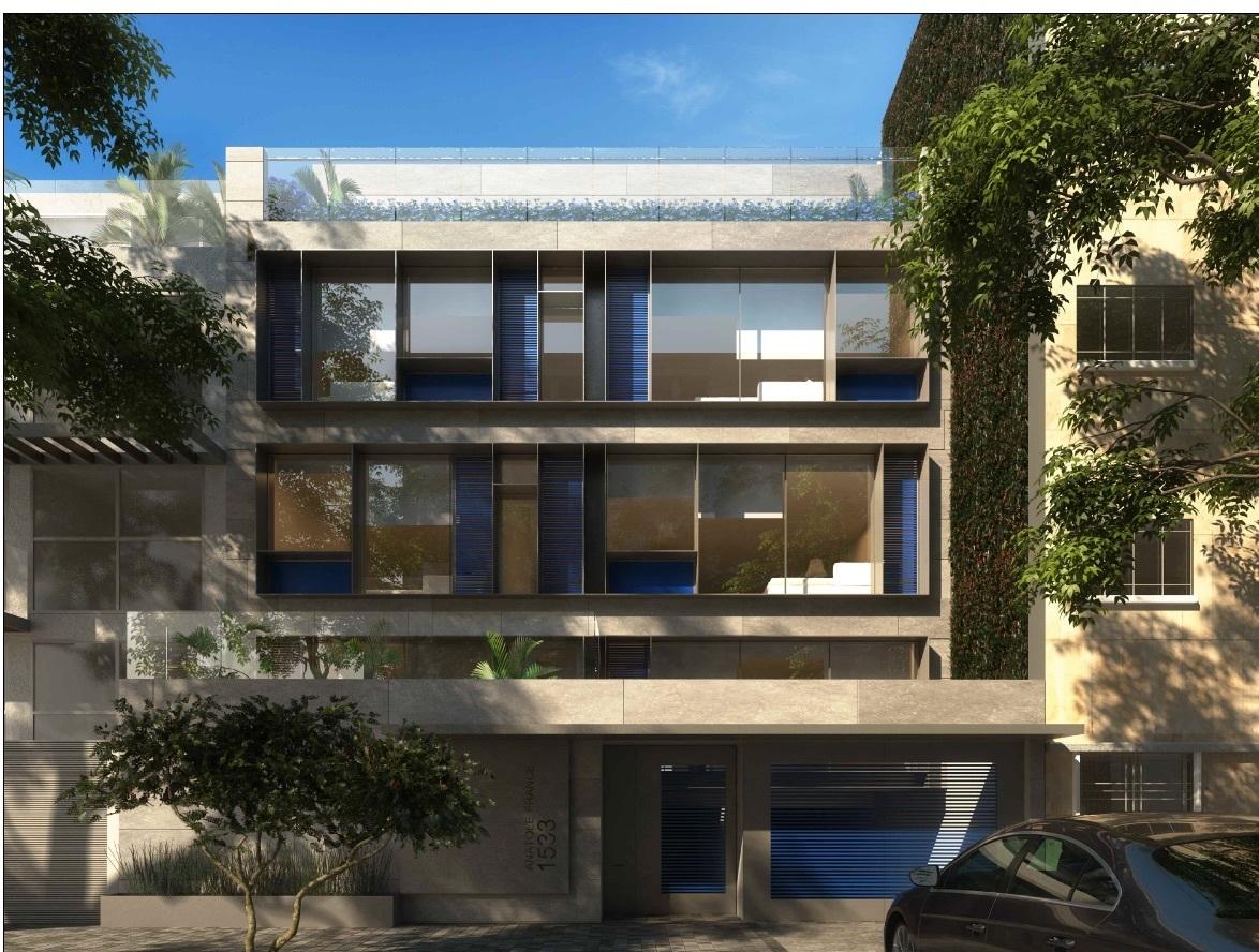 Preventa hermoso departamento en dos pisos anatole france Departamentos de dos pisos