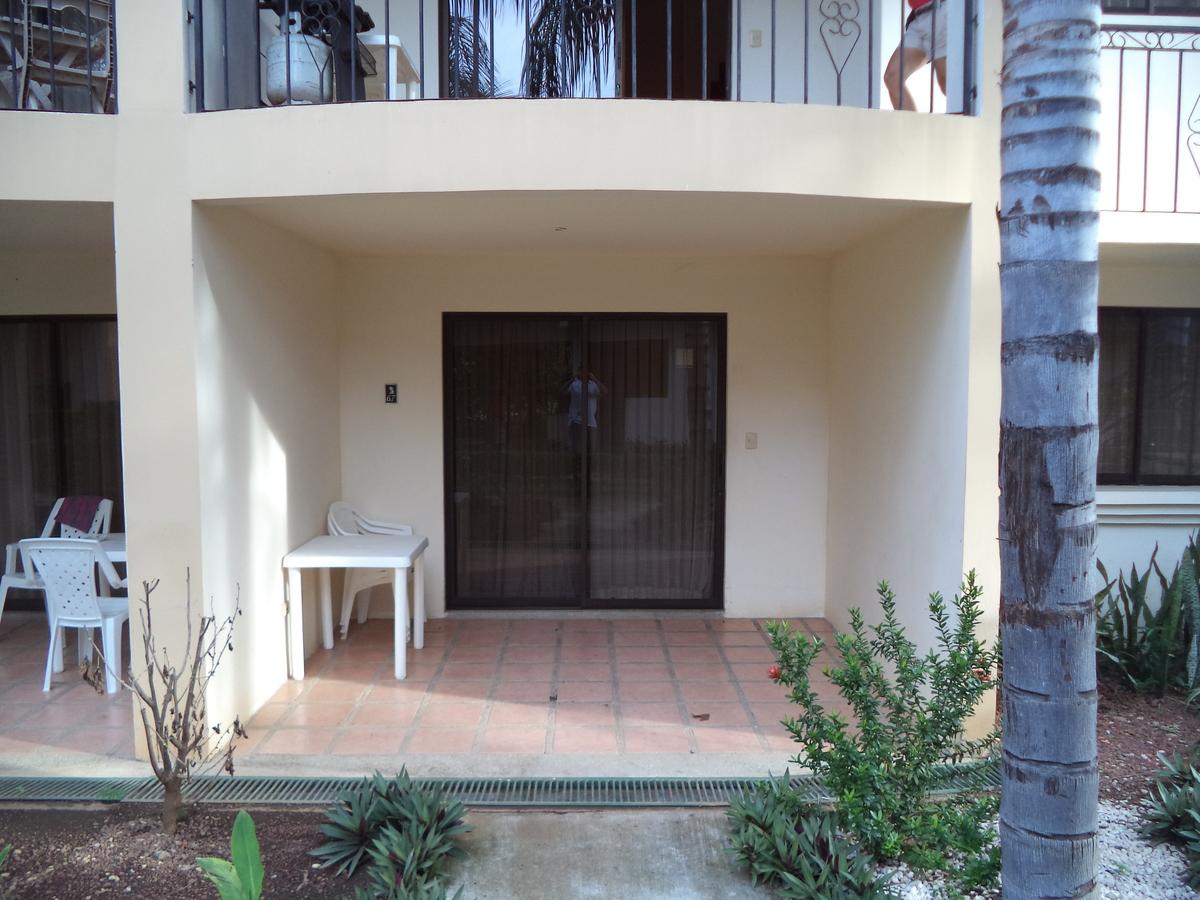 1 of 9: Front door and terrace