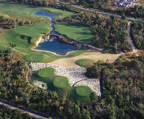 1 de 3: Campo de golf