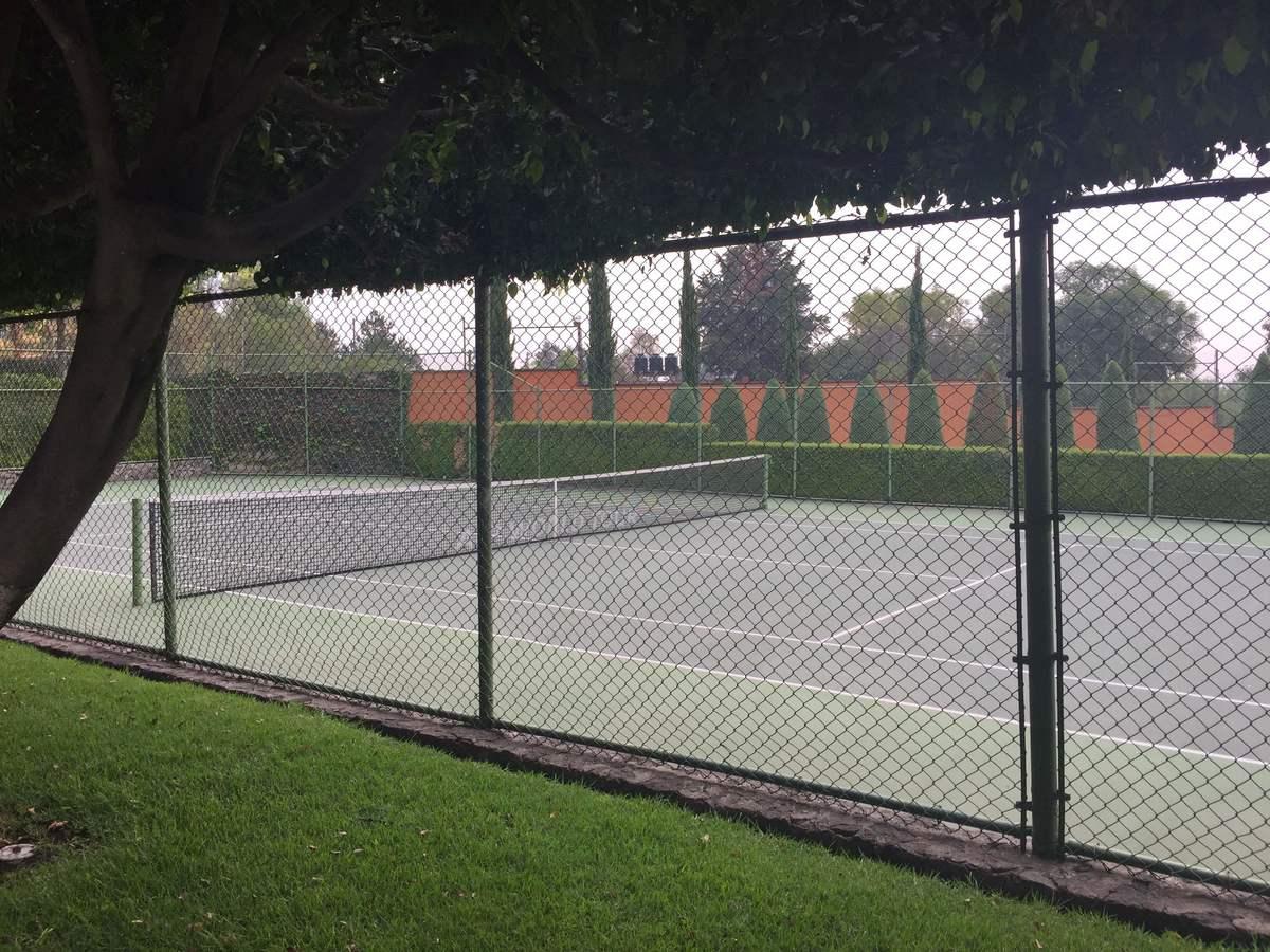 20 de 21: cancha de tennis