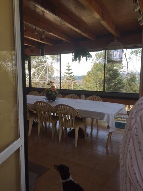 12 de 23: Terraza con vista panoramica Casa Principal