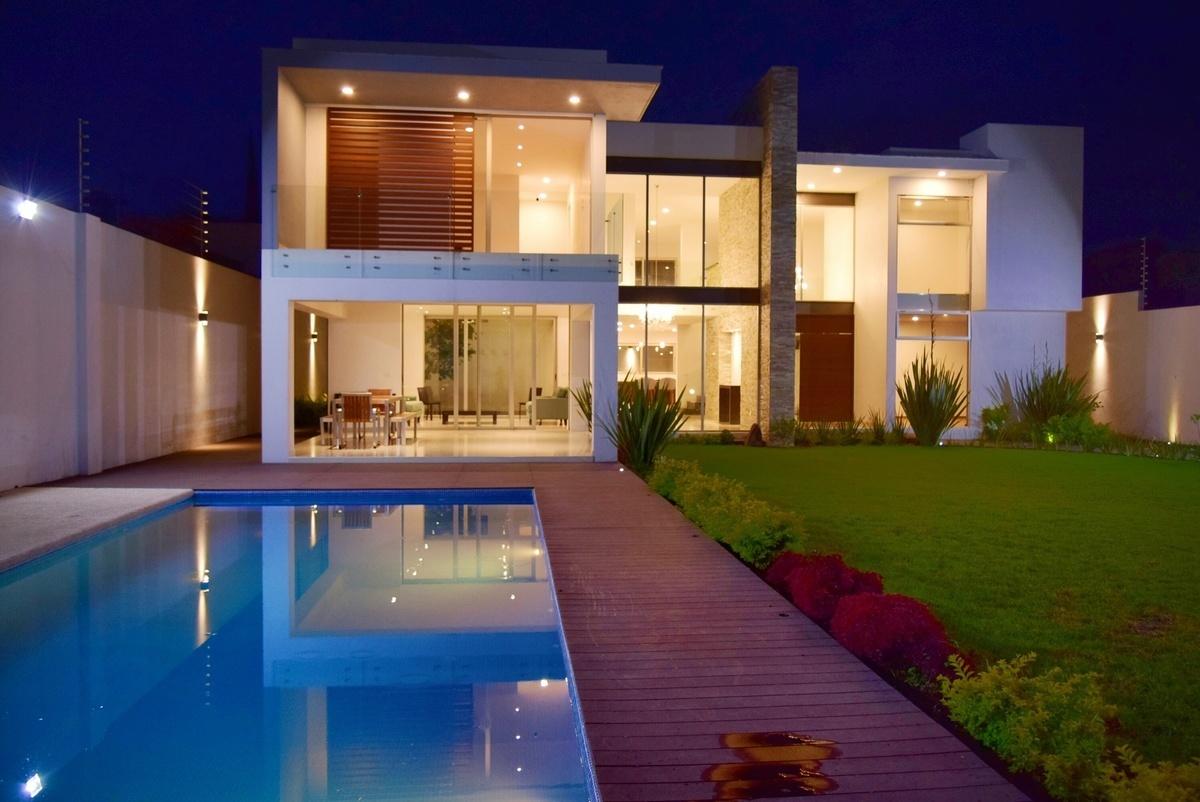 Casa De Lujo Con Alberca Balcones De La Calera Frente Al