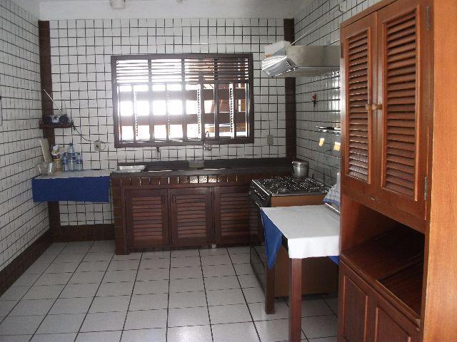 5 de 24: Cozinha da pousada