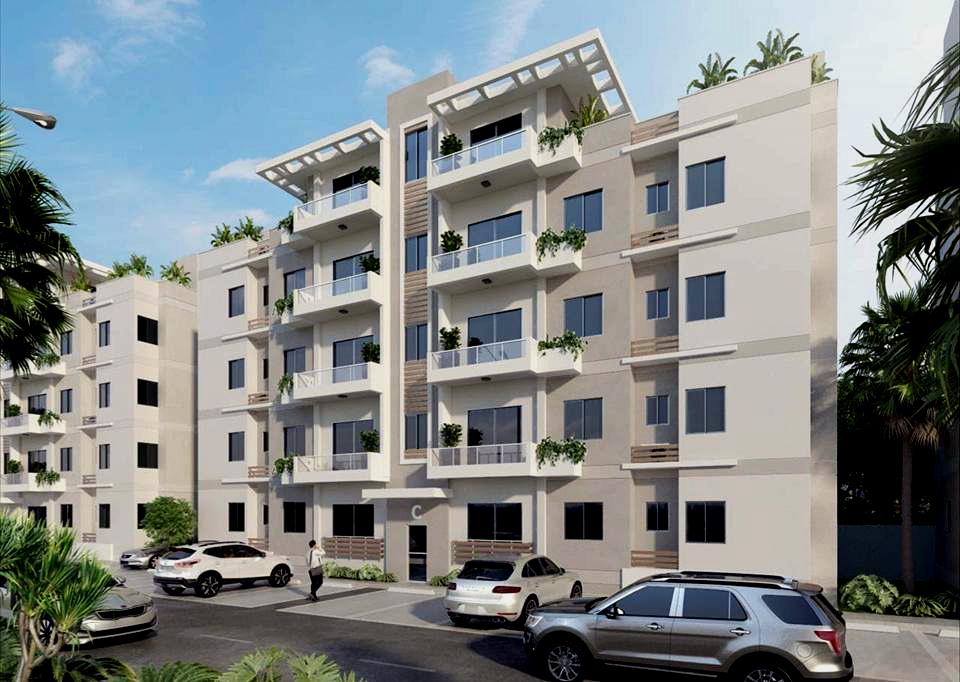 Residencial terrazas del farall n proyecto de for Terraza del apartamento