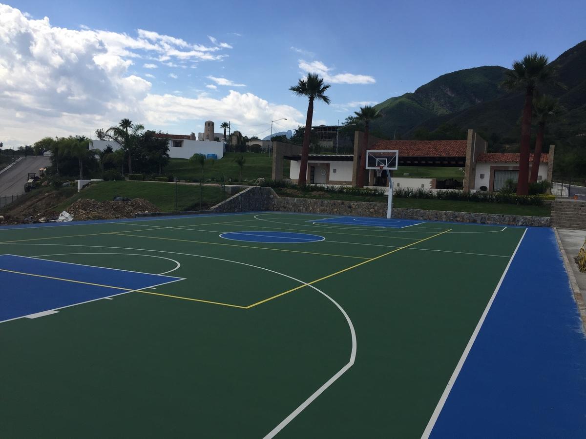 11 de 16: Área Común: Cancha Basketball