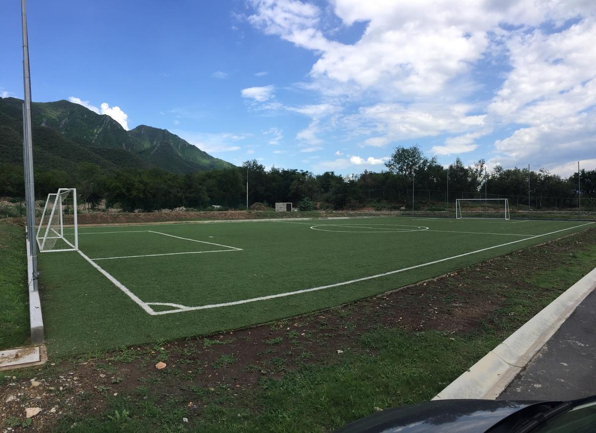 10 de 16: Área Común: Cancha Futbol 7 sintético