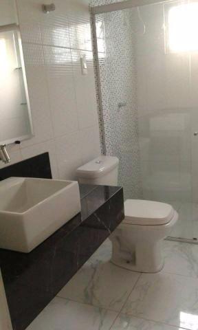 5 de 5: banheiro social com box e excelente acabamento