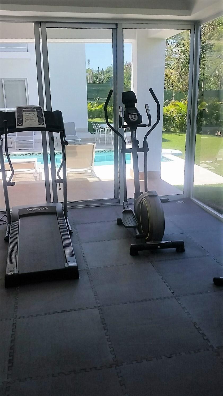 4 de 12: Mini Gym