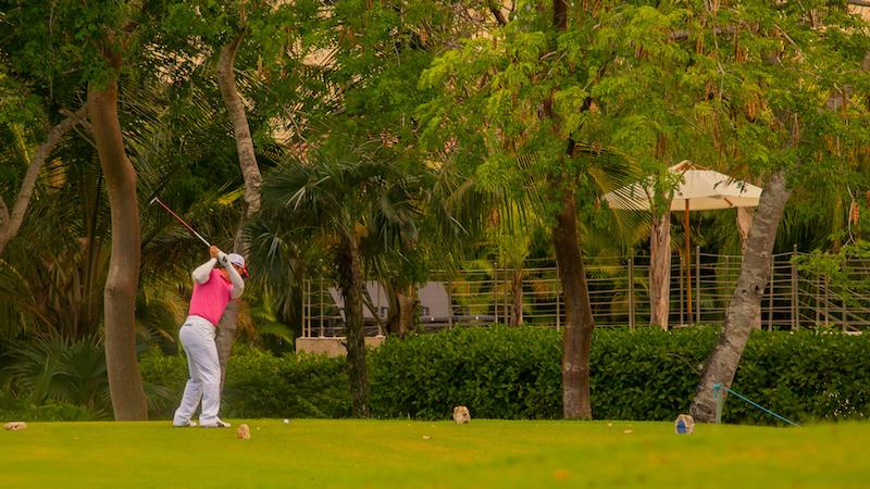 18 de 23: Golf