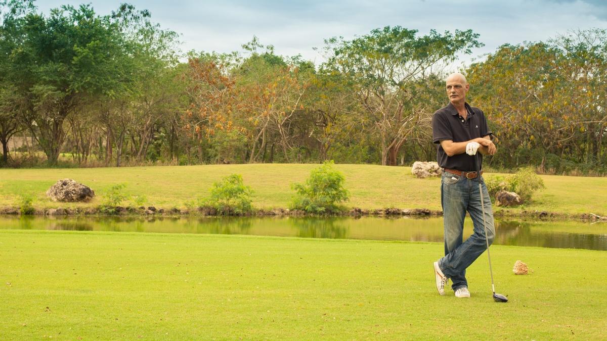 20 de 25: Golf