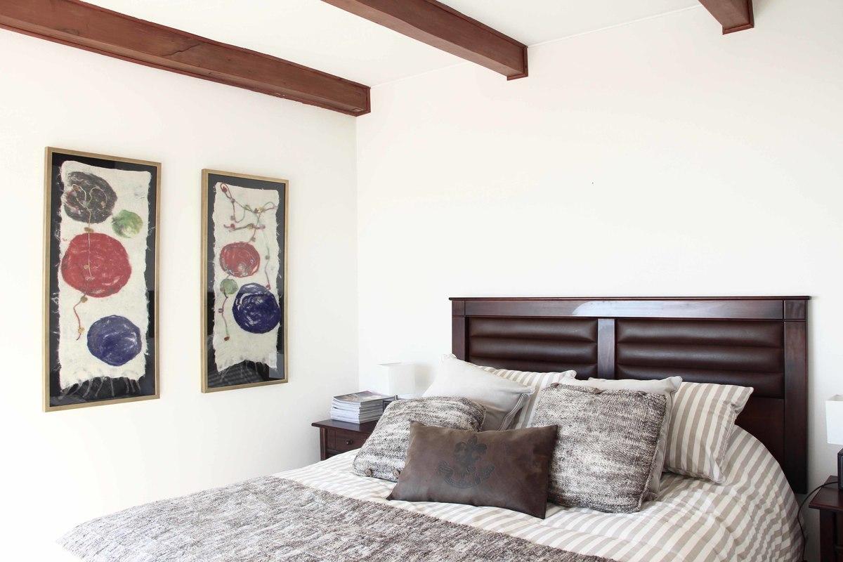 11 de 34: Dormitorio en suite, tercer nivel.
