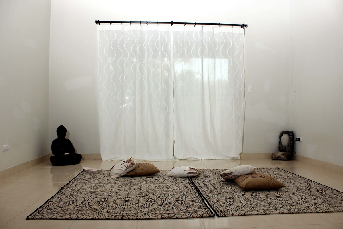 7 de 20: Meditación - Habitación