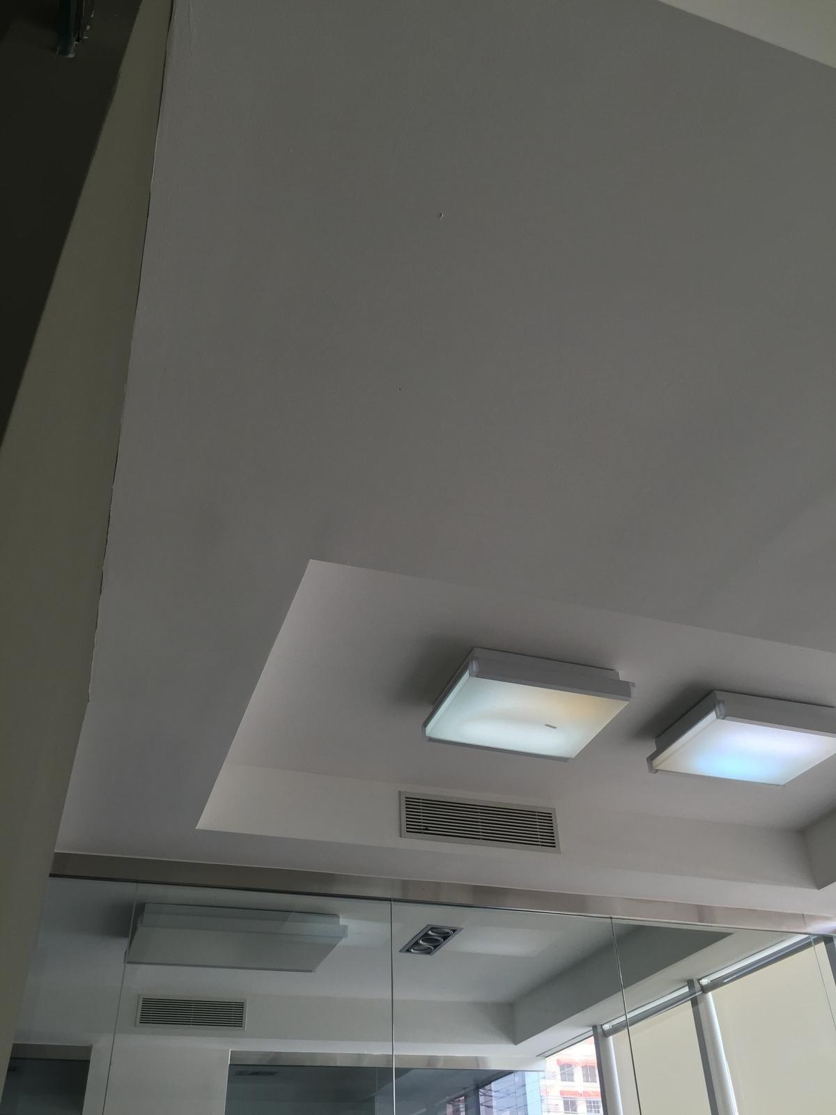 10 de 12: plafones y luminarias decorativas