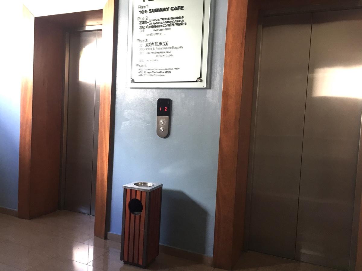 12 de 12: elevadores