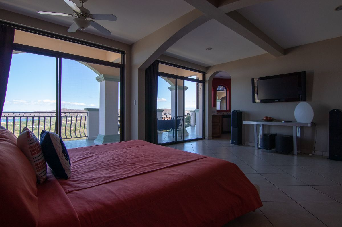 18 of 28: Penthouse master bedroom