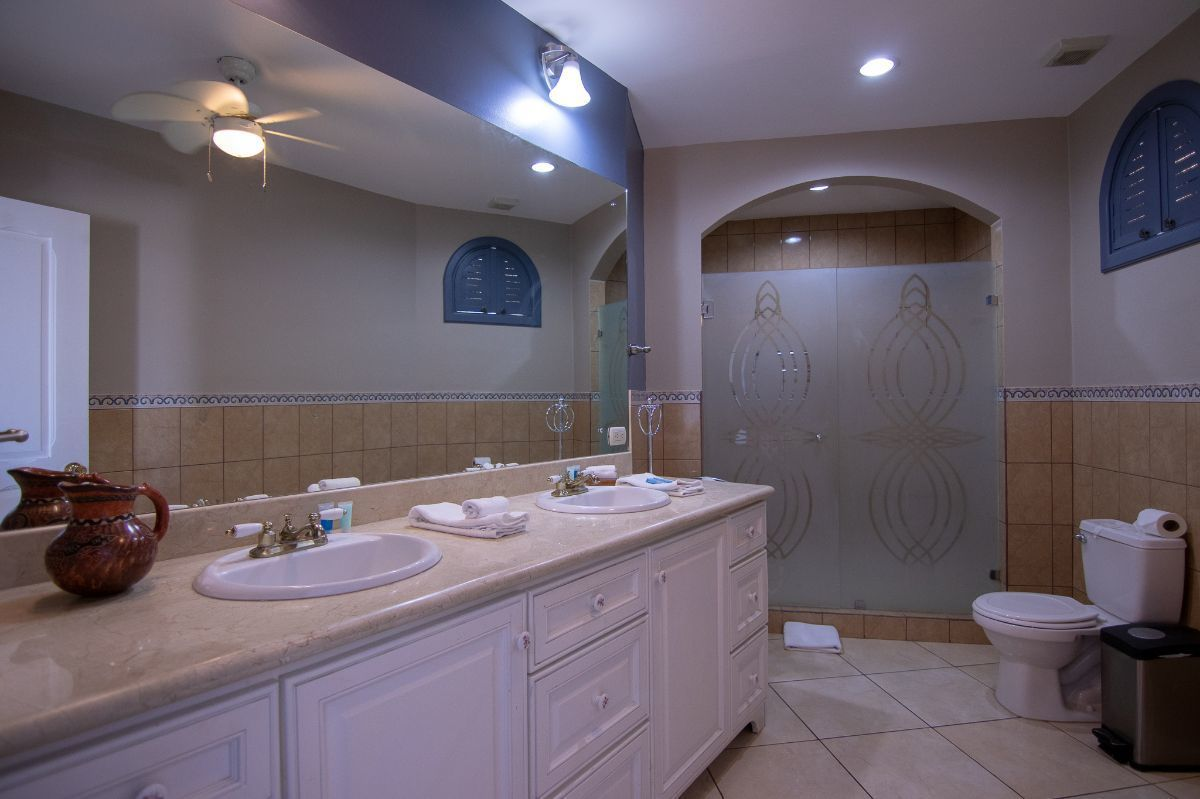 19 of 28: Penthouse master bathroom