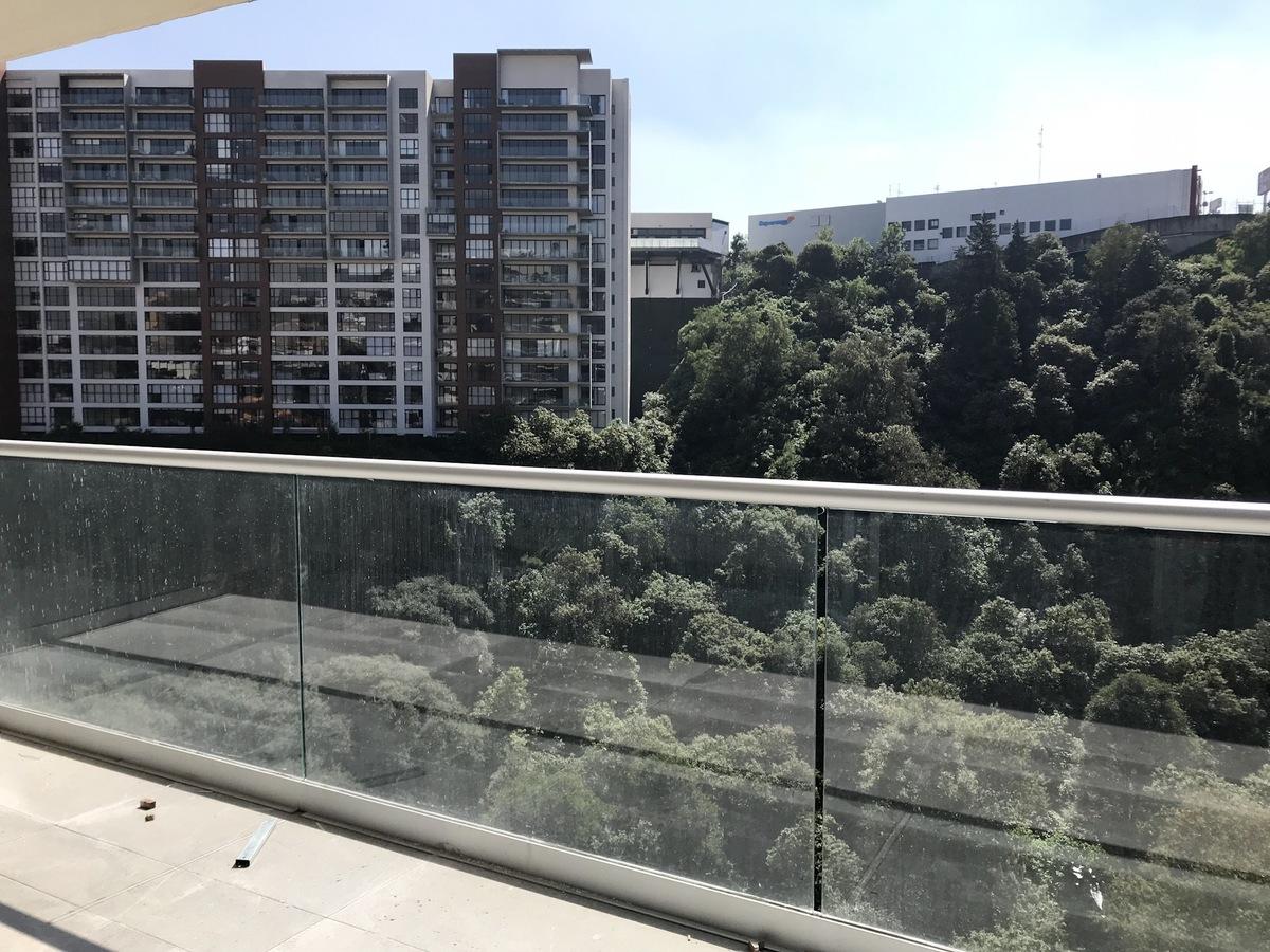 Hermoso departamento en obra gris en lomas anahuac 2 for Easy terrazas chile