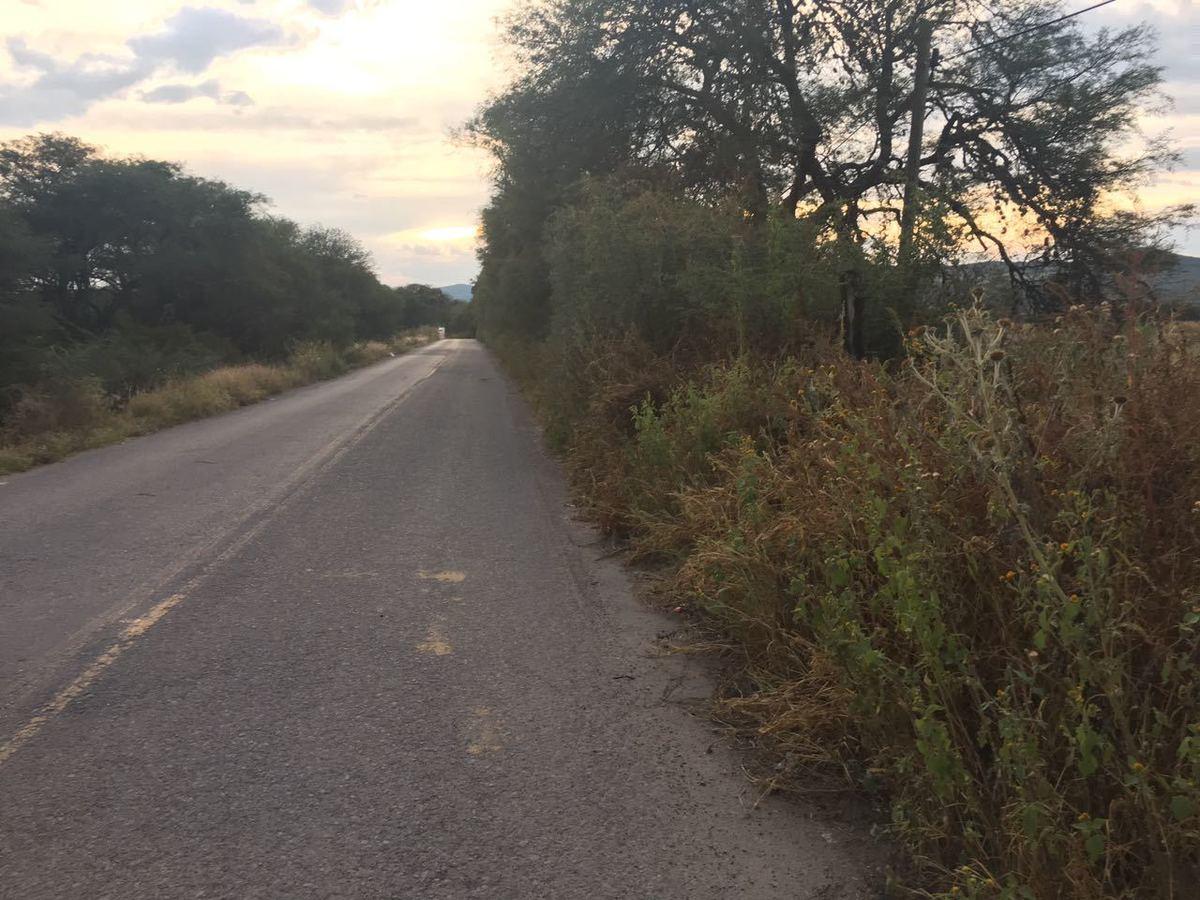 1 de 17: 200 mts frente a carretera pavimentada.