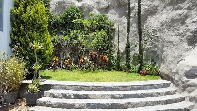 15 de 16: Jardin interno