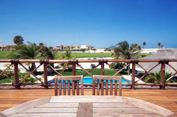 16 de 21: Roof terrace with lounge are & solarium