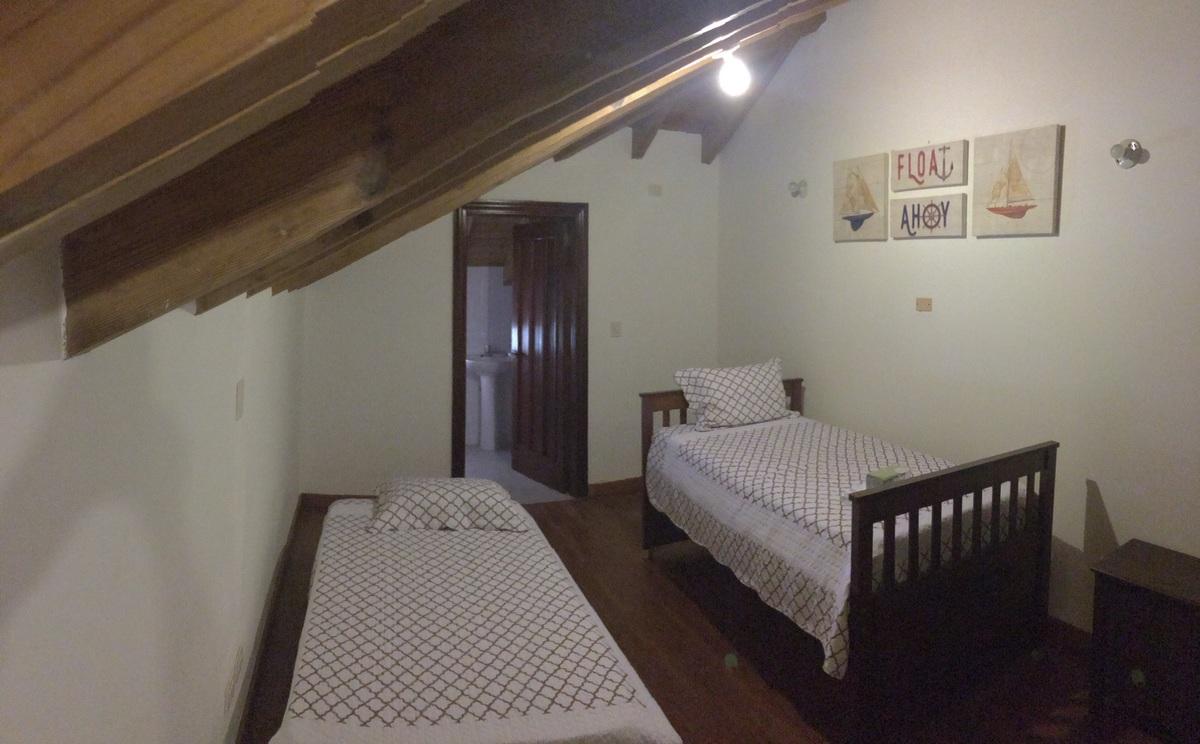 6 de 6: Maids quarters at the attic