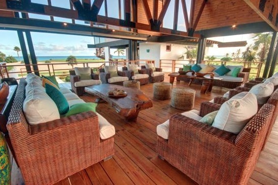 5 de 17: Lounge space with ocean & golf views