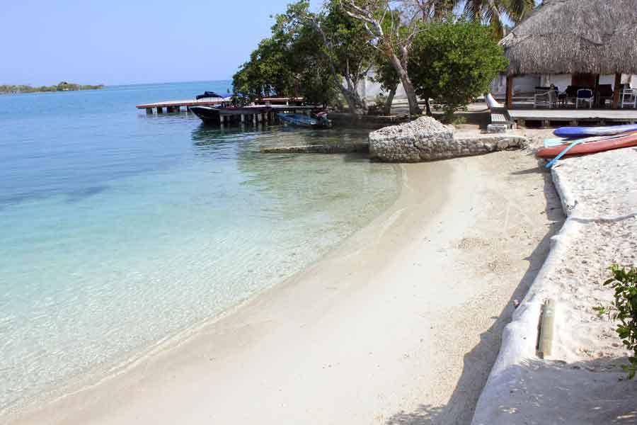 1 de 10: playa privada