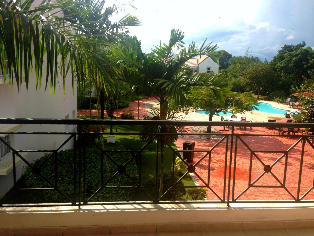 4 de 24: Vista desde el balcon