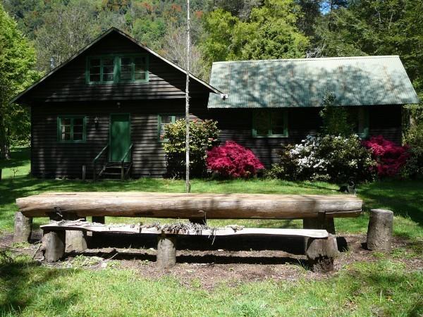 2 de 22: Casa Principal del fundo