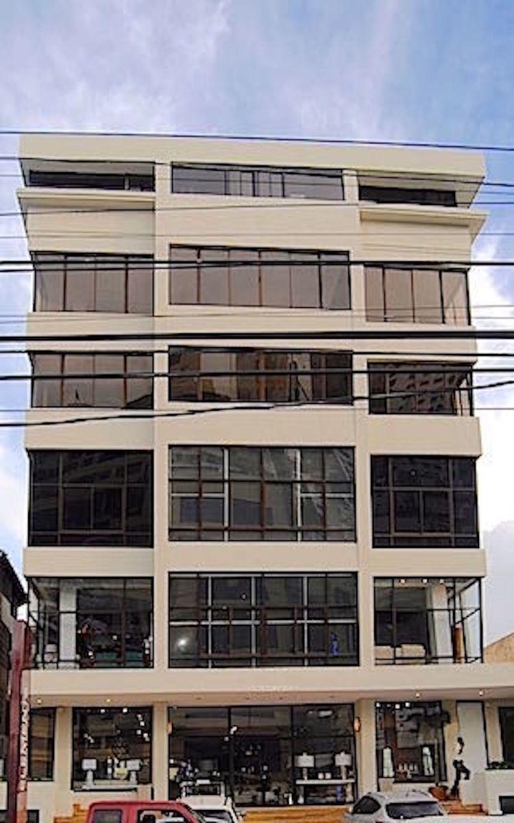 10 de 11: fachada de edificio