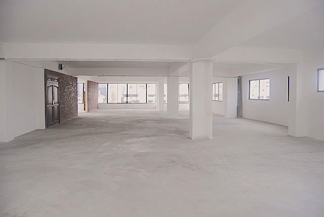 1 de 8: Amplio espacio