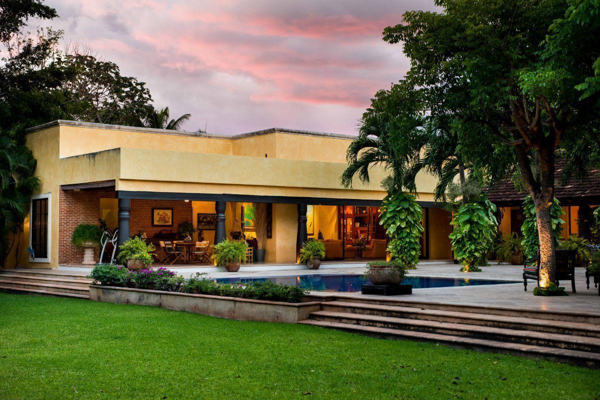 2 de 24: Casa de Lujo en Venta DCóleccion, Mérida, Yuc Chichen Realty