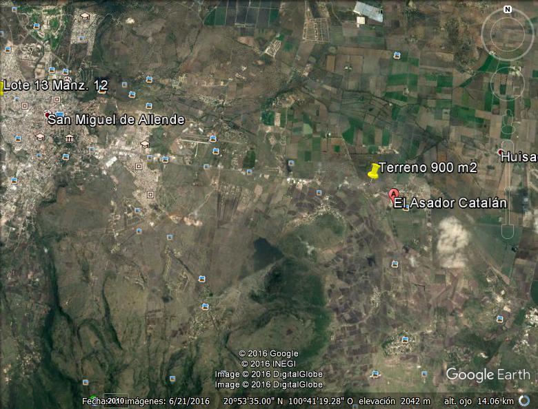 7 of 10: Ubicación del terreno vista lejana