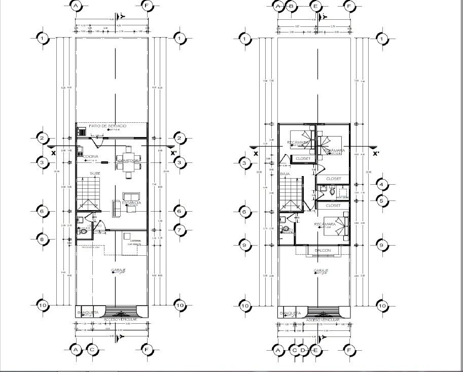 2 de 9: Plano de Distribución