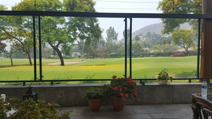 5 de 18: Vista al Golf