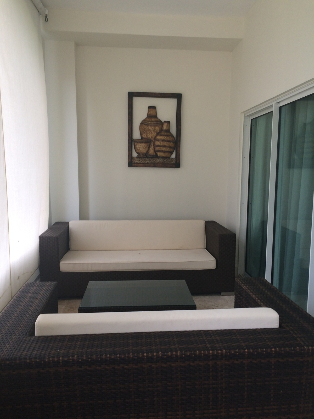 11 de 14: Lounge area with ocean views
