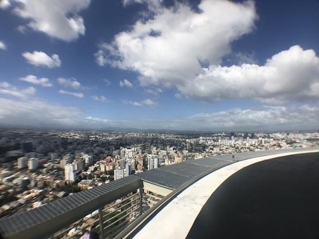16 de 16: Vista desde el Helipuerto