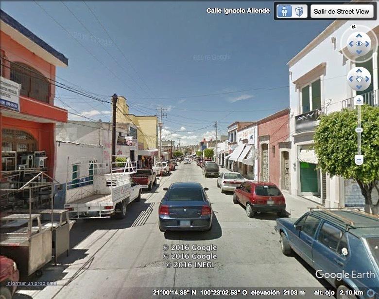 4 of 4: Centro de San José Iturbide, Guanajuato, Mexico