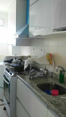 10 de 11: cozinha com mobilia completa