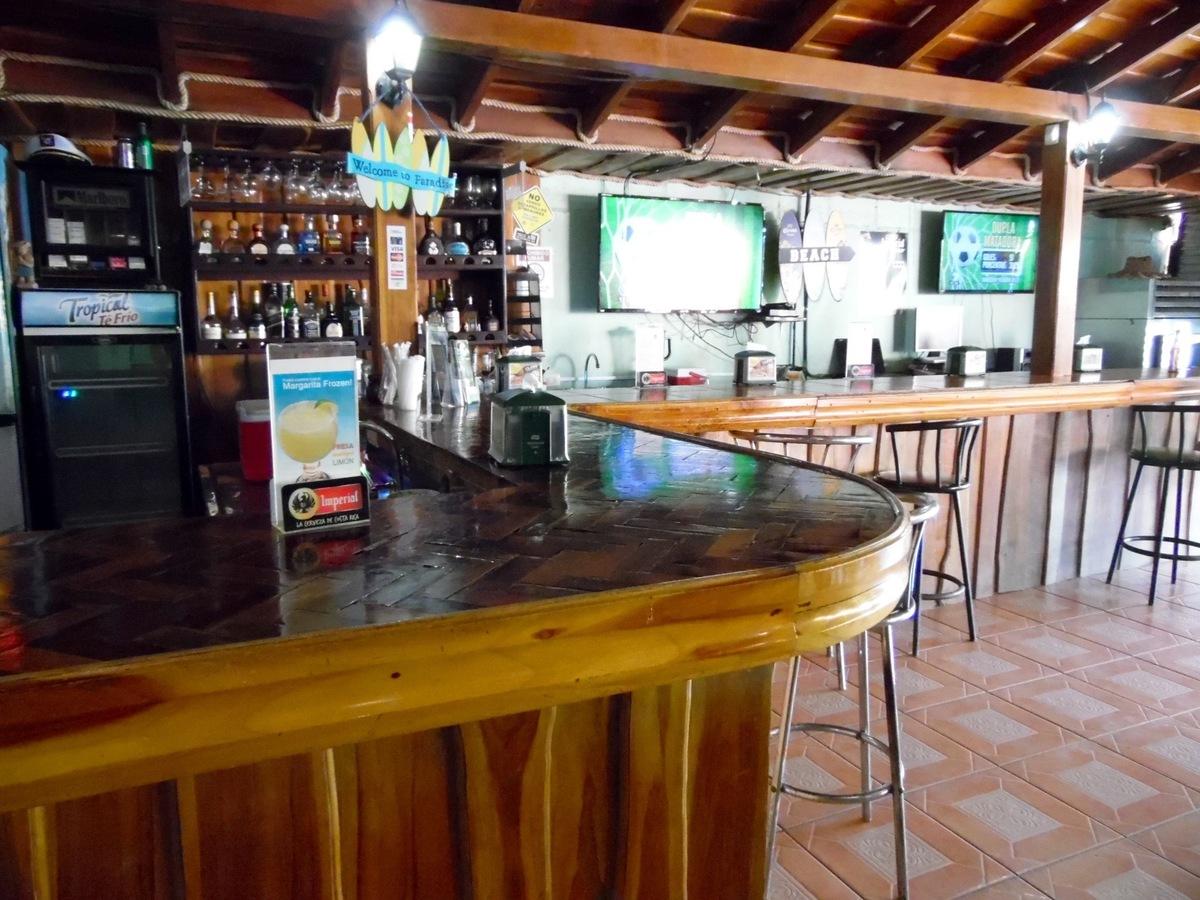 1 of 6: HUGE beautiful bar walking distance to beach!